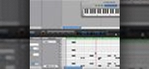 Make changes to GarageBand software instrument tracks