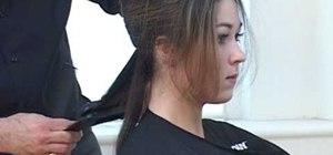 Properly straighten your hair