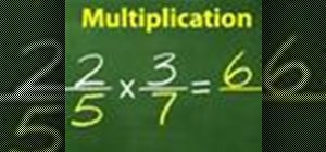 Multiply and divide fractions in algebra