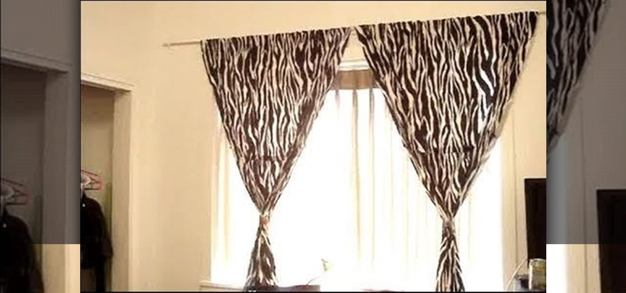 Swag Curtains For Living Room Decorate Our Home With Beautiful