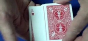 "Perform the ""Flip the Winning Hand"" card trick"
