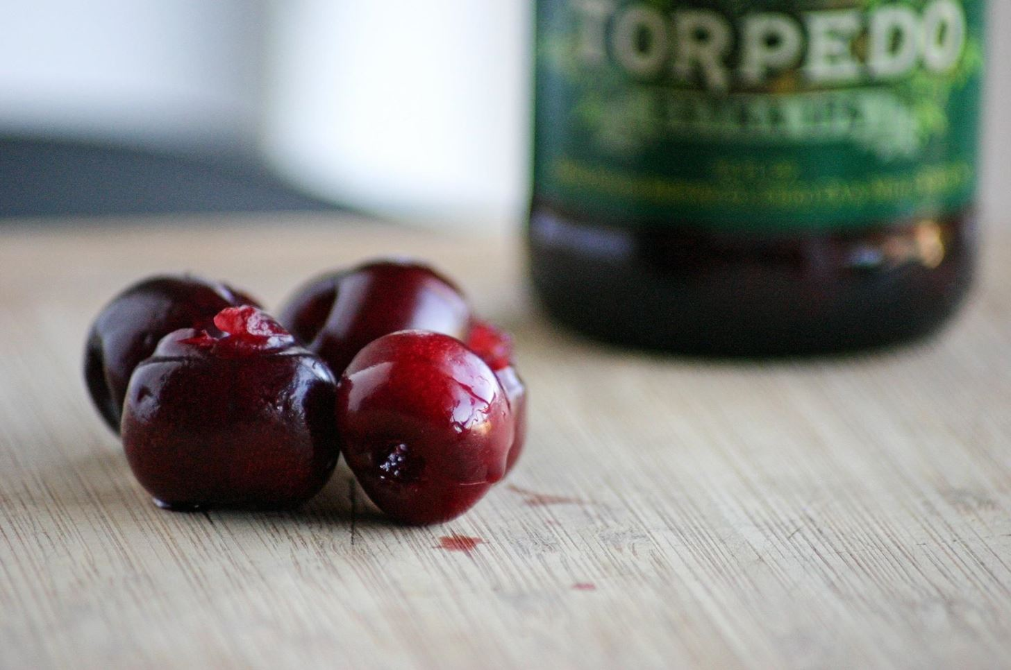 Pit Cherries in a Snap with Zero Mess & No Special Tools
