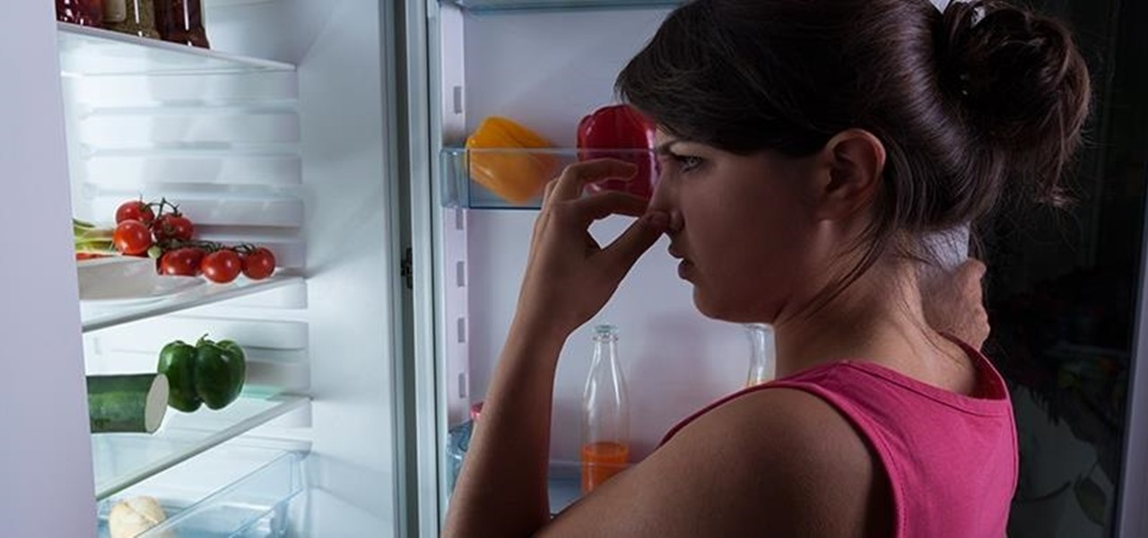 This Trick Is Way Better at Deodorizing Stinky Fridges