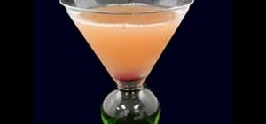 Make a French martini