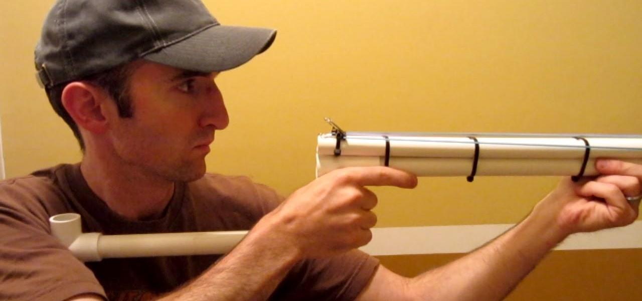 how to make a homemade rifle barrel