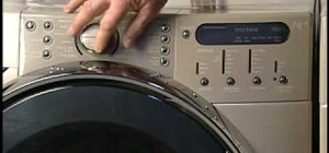 Fix a front load washer that won't wash or rinse