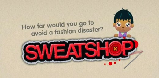 Sweatshop: A Bizarre Tower Defense Game with a Message