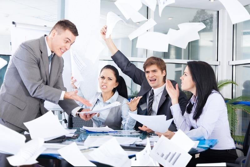 How to Get Along with Coworkers Without Saying a Word