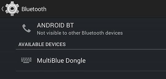 How to Hack Bluetooth, Part 2: Using MultiBlue to Control Any Mobile Device