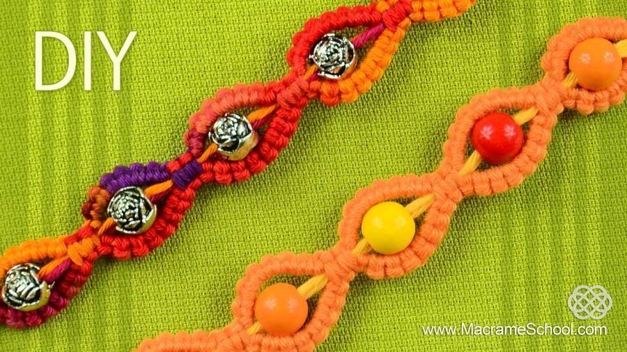 DIY - Sunny Bracelet for a Sunny Day