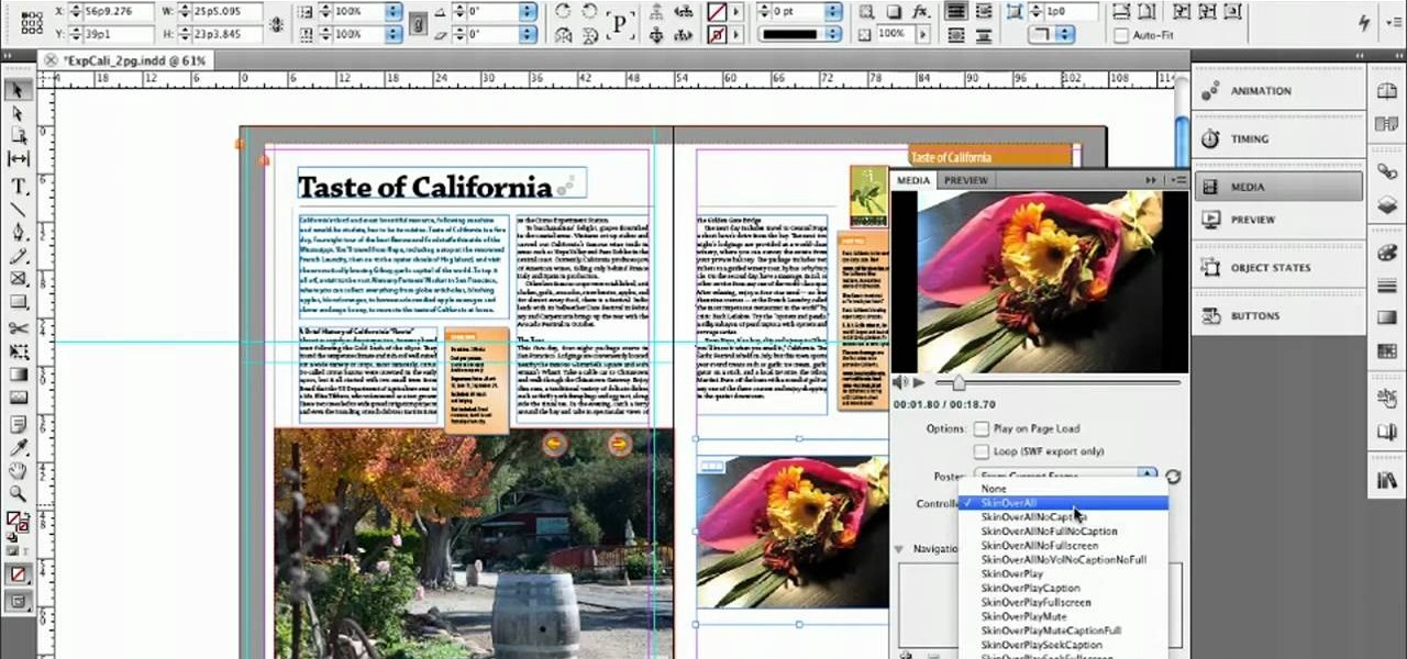 How To Create Interactive Documents In Adobe Indesign Cs5