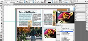 Create interactive documents in Adobe InDesign CS5