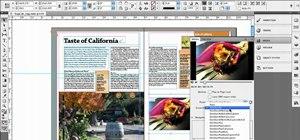 Create interactive documents in Adobe InDesign CS5