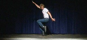 Dance with Napoleon Dynamite