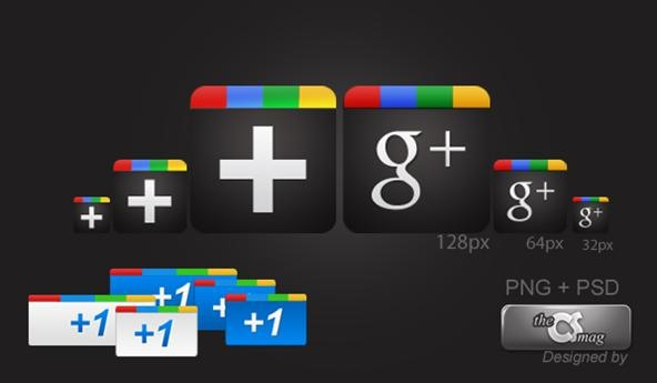 Let Google+ Invade Your Computer: 9 Free Icons & Wallpapers