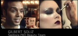 Get a vampire inpired makeup look by Sephora