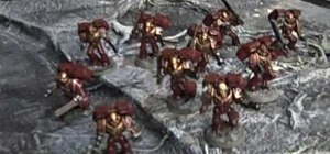 Use Assault Marines tactically in Warhammer 40,000