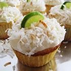Key Lime Coconut Cupycakes