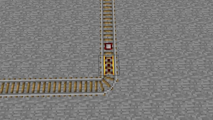 How to Create a Minecart Train Station in Minecraft « Minecraft