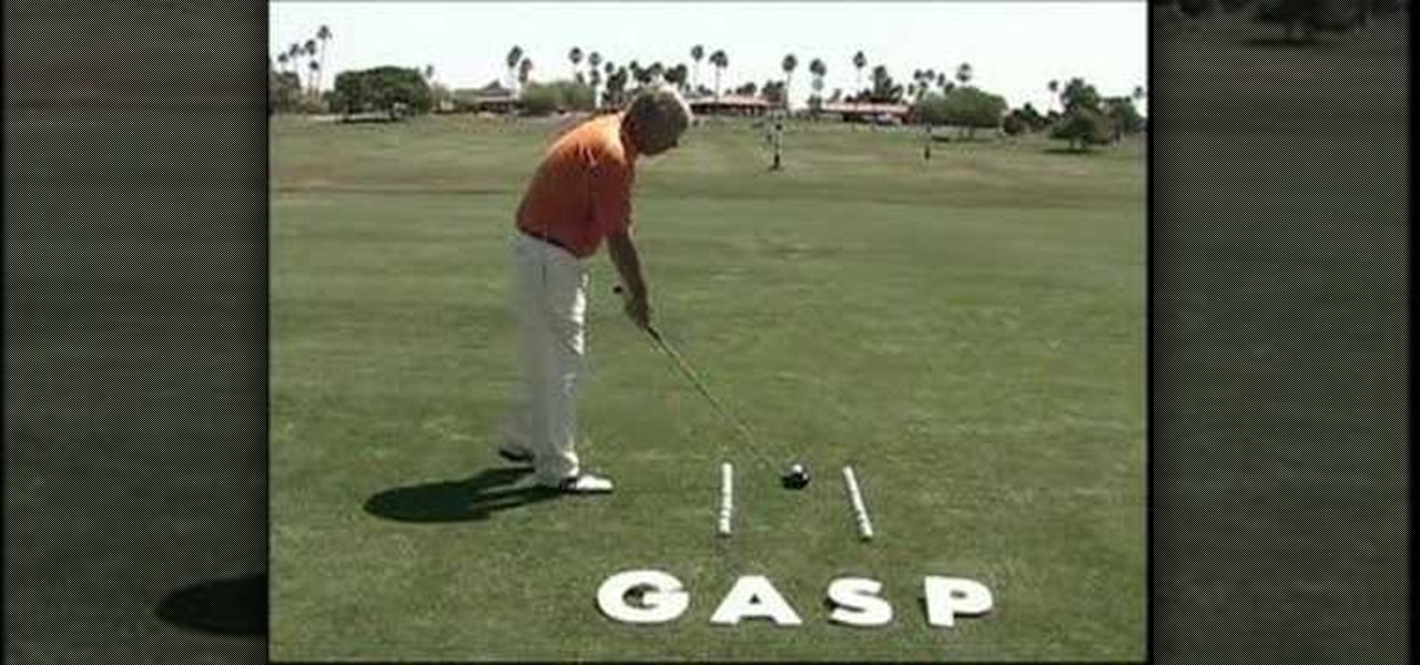 How to Improve grip, aim, stance and posture in golf � Golf