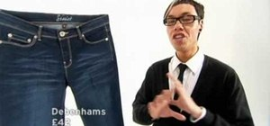 Choose the right pair of jeans
