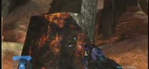 See a Big Spartan on Burial Grounds in Halo 2