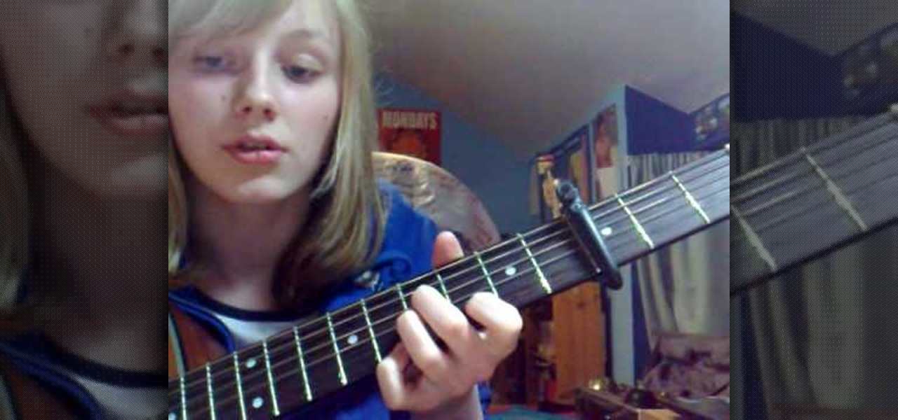 How to Play the intro to the Fray\'s \