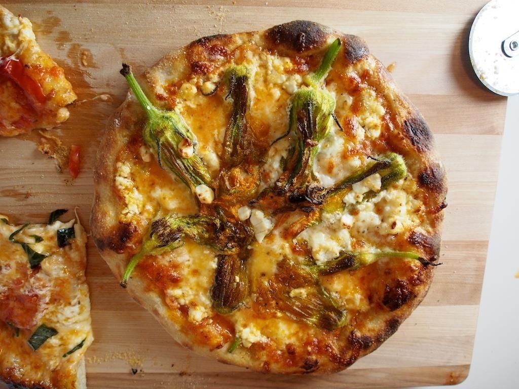 Weird Ingredient Wednesday: Zucchini Blossoms