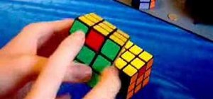 Solve the Rubik's Cube with the U Permutation