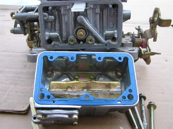 HowTo: Rebuild an All American Fuel-Squirter (AKA the V-8 Carburetor)