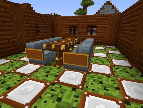 Minecraft Aesthetics: Improving Your Build with the Right Flooring