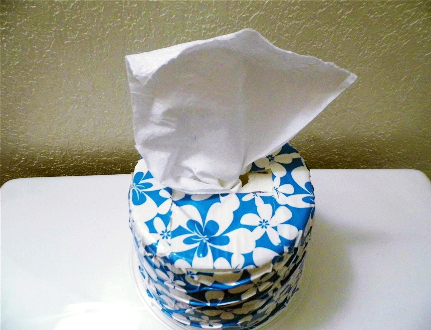 Save Over $30 on Kleenex with a Personalized Tissue Dispenser