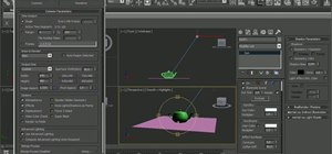 Use the Dreamscape 3D Studio Max plug-in