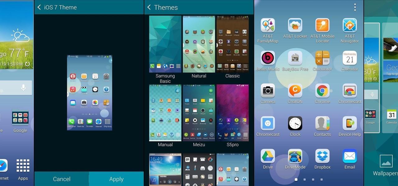 Get the Samsung Mobile Theme Editor Samsung Developer - induced info