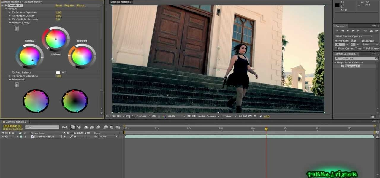 Color Grading and Styling with Colorista II