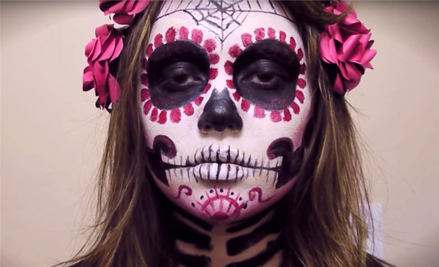 Turbo The 15 Best Sugar Skull Makeup Looks for Halloween « Halloween  BQ79