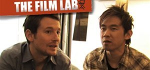 THE FILM LAB - Insidious Interview w/ James Wan & Leigh Whannell