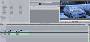 Work with title text in Final Cut Pro 7