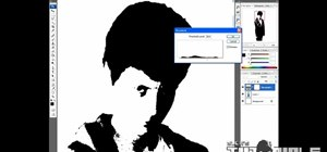 Create Scarface-style poster art effect in Photoshop