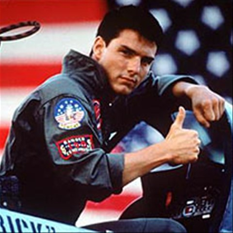 Top Gun 2 Starring Tom Cruise?