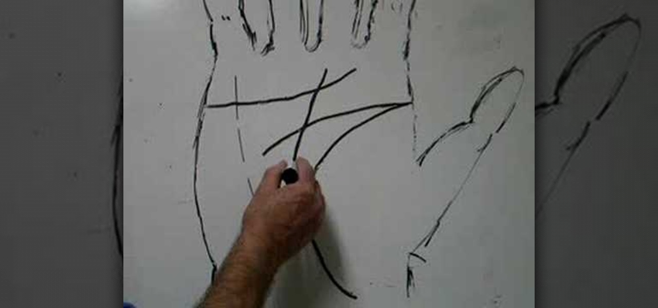 How to Read the meaning of dots on the lines in palmistry