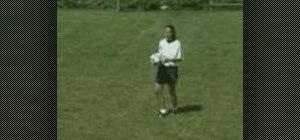 Practice Punt Receiving soccer drills