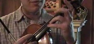 Learn octaves for the violin