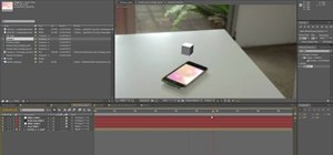Corner pin a video with the Mocha 3D tracking tool in Adobe After Effects CS5