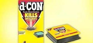 Use d-CON Ready Mixed Baitbits to kill mice