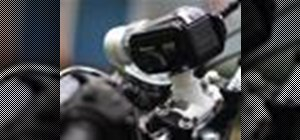 Build a motorcycle camera mount for under five bucks