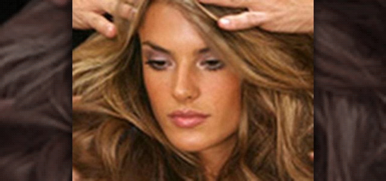 How To Get Voluminous Big Victorias Secret Curls Using Steam