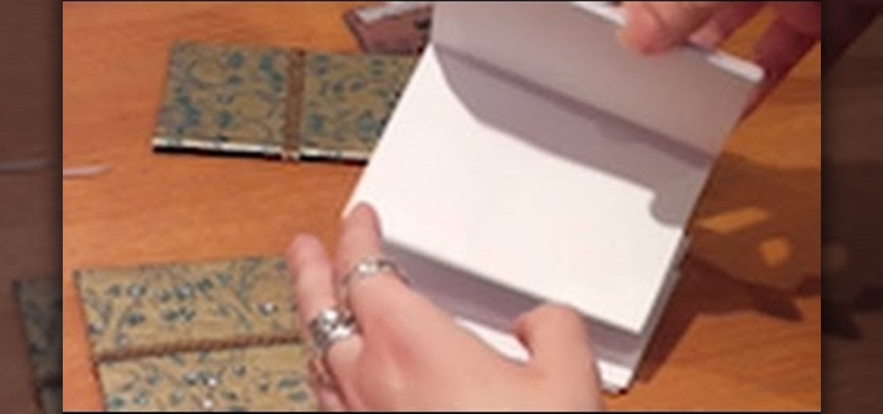 Make Your Own Book (Miniature Book)