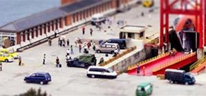 Transform the real world into Toyland with Tilt Shift