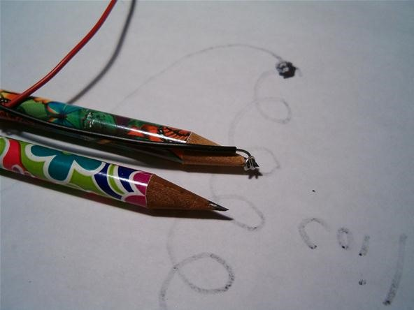 Create Tomorrow's Fuel Today: Split Hydrogen and Oxygen from Water with Pencils and a Battery